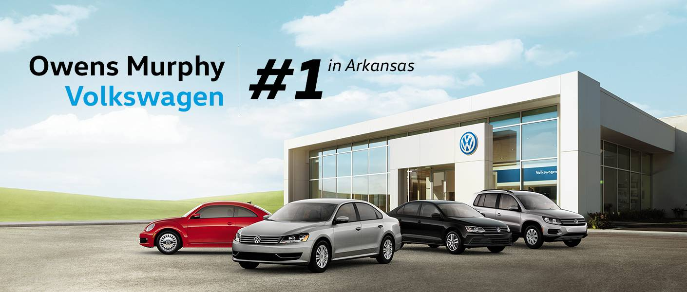 New Volkswagen Vehicles Little Rock Ar