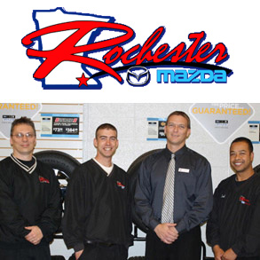 Rochester Auto Repair on Auto Repair Services Rochester Mn   Rochester Mazda Service