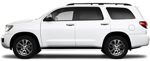 Toyota Sequoia Rental