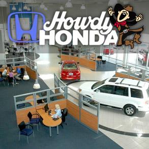 Howdy honda hours of operation for Honda dealership hours