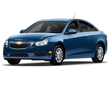 2014 Chevy Cruze front