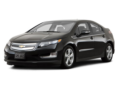 2014 Chevy Volt in Naperville, IL front
