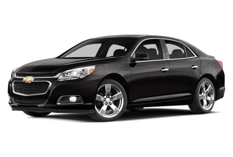 2014 Chevy Malibu Side