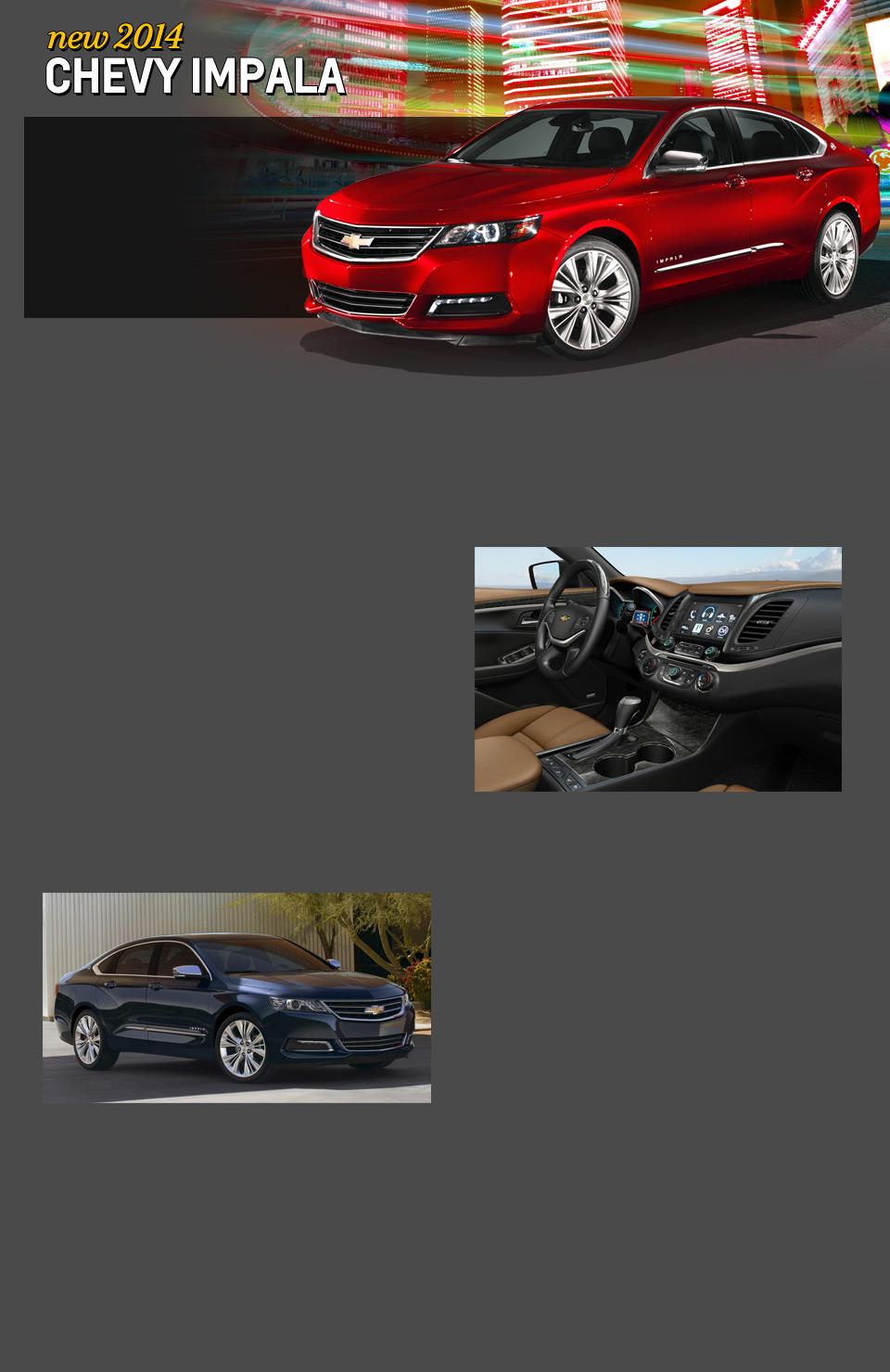 2014 Chevy Impala in Aurora, IL