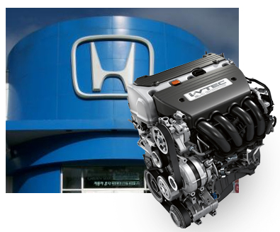 Honda Earth Dreams Engine