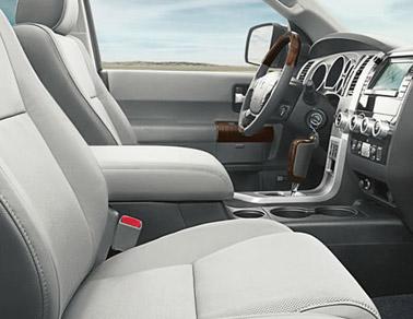 2014 Toyota Sequoia Truro, NS interior