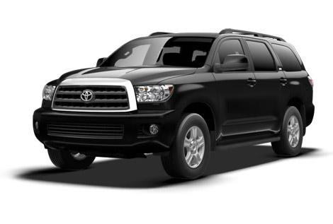 New Toyota Sequoia Truro, NS