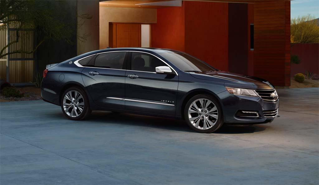 new 2013 Chevrolet Imp...