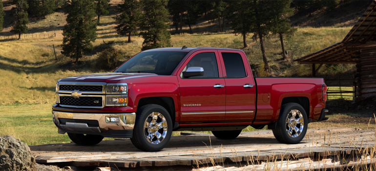 2014 Chevy Silverado Redesign