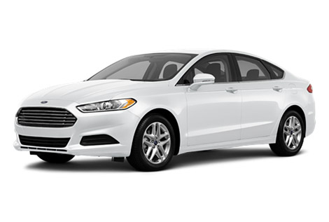 Exterior 2014 Ford Fusion Myrtle Beach, SC