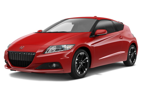 2014 Honda CR-Z Performance