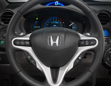 2014 Honda Insight Interior