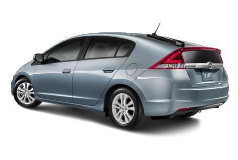 2014 Honda Insight Performance
