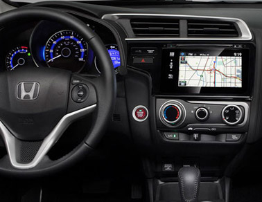 2015 Honda Fit Interior Dayton OH