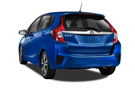 2015 Honda Fit Design Dayton OH