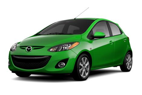 2014 Mazda2 in Dayton, OH exterior