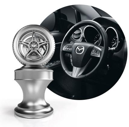 2014 Mazda 5 interior