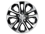 17 10-spoke alloy wheels