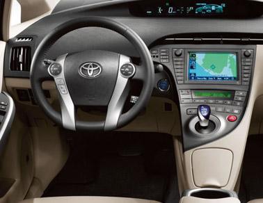 2014 Toyota Prius performance