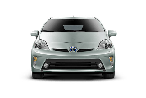 New Toyota Prius exterior