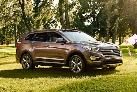 New Hyundai Santa Fe Whitewater, WI