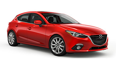 2014 Mazda3 Exterior