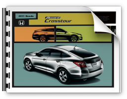 2011 Honda Accord Crosstour Brochure