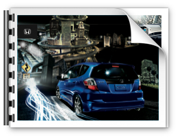 2011 Honda Fit Brochure
