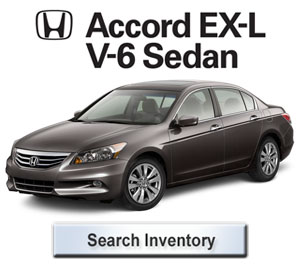 2012 Honda Accord EXL V6 Sedan for sale