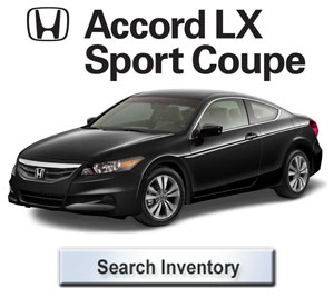 2012 Honda Accord Coupe LXS