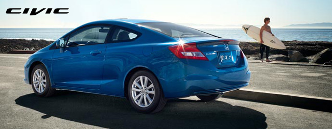 2012 Honda Civic Coupe