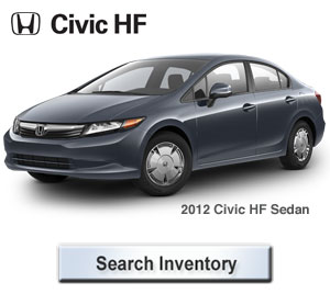 2012 Honda Civic HF Sedan for Sale