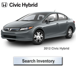 2012 Honda Civic Hybrid for Sale