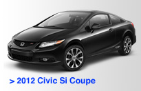 2012 Civic Si Coupe