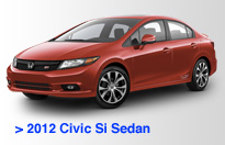2012 Civic Si Sedan