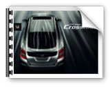 2012 Honda Crosstour Brochure
