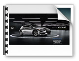 2012 Honda CRZ Sport Hybrid Brochure
