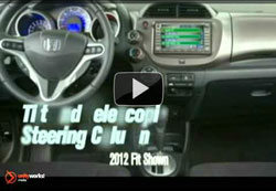2012 Honda Fit Video testdrive