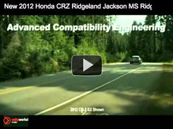 2012 Honda CR-Z video review