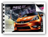 2012 Honda Fit Brochure