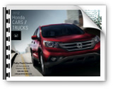 2012 Honda Full Line Brochure