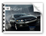 2012 Honda Insight Factsheet