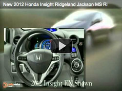 2012 Honda Insight Jackson Video