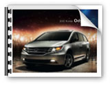 2012 Honda Odyssey Brochure