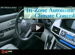 2012 Honda Odyssey Video Review