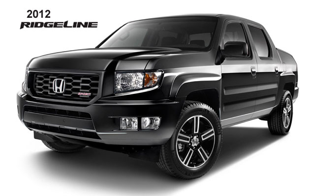 2012 Honda Ridgeline for sale Jackson