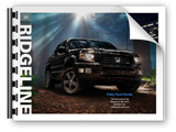 2012 Honda Ridgeline Brochure