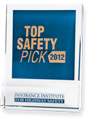 2012 Top Safety Pick IIHS