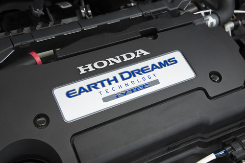 Accord Earth Dreams Engine