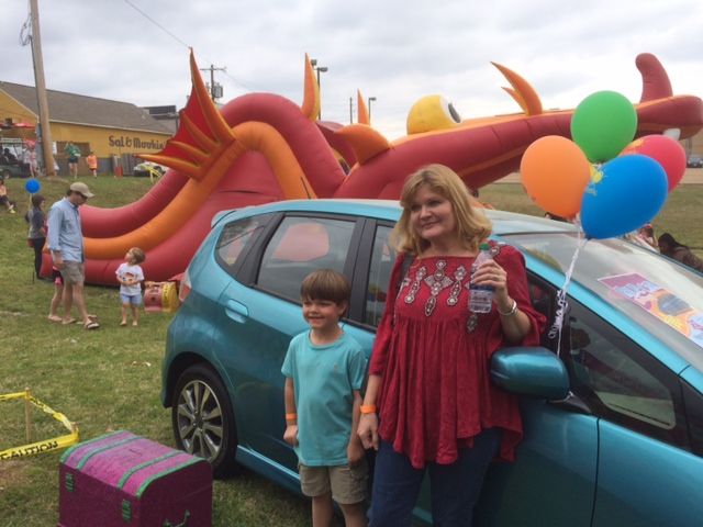 Patty Peck Honda Fit Winner